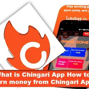 how to earn money from chingari app