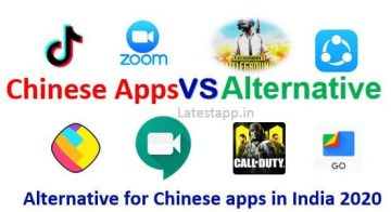 Alternative-for-Chinese-apps