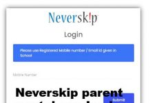 parent app login,never skip parent portal app, neverskip parent portal, parent neverskip com download,neverskip app download, neverskip teacher app