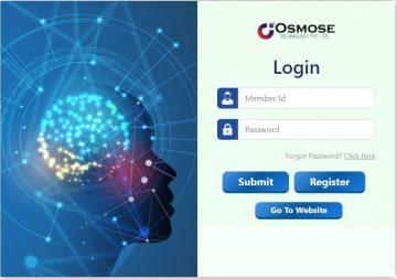 osmose technology login app
