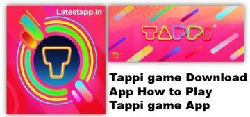 tappi game app download