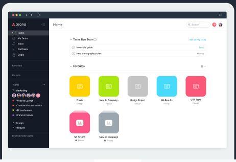 asana desktop app