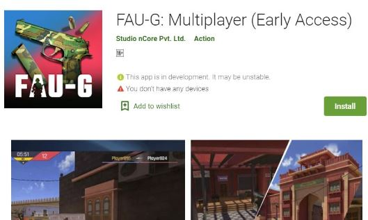 faug multiplayer download