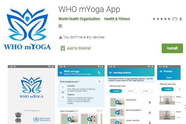 m yoga app download