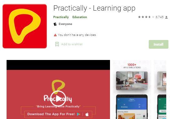 practically app