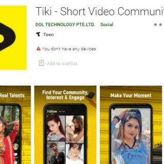 tiki app, download
