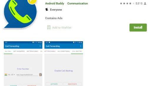 call forwarding app