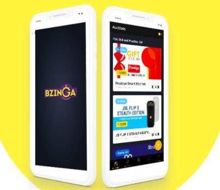 Bzinga zee keralam app